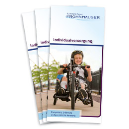 Informationsflyer Individualversorgung zum download